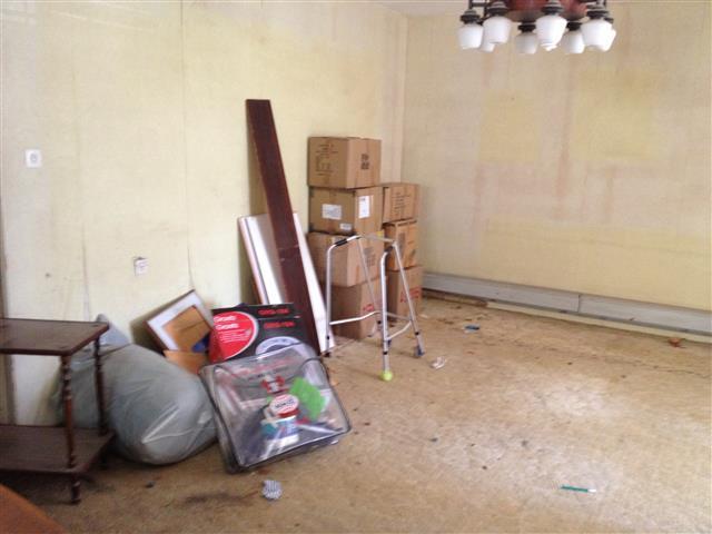 פינוי דירה לצורך ביצוע עבודות איטום