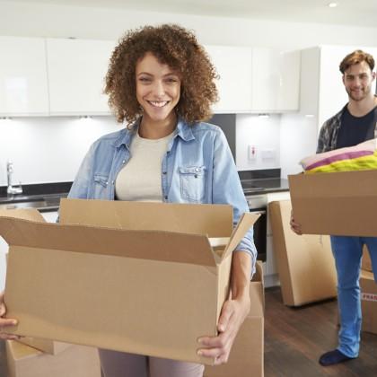 פינוי הדירה לצורך סדר וניקיון