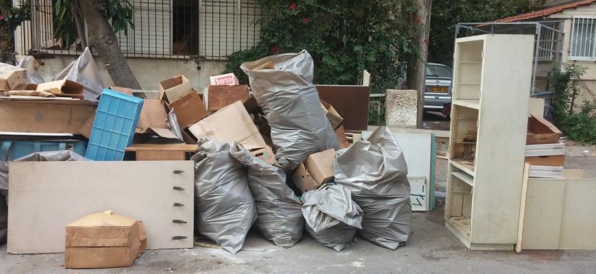 איך לבחור מובילים להעברת תכולת הדירה